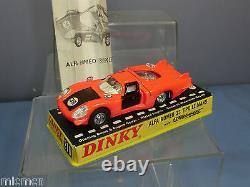 Modèle Dinky Toys No. 210 Alfa Romeo 33 Tipo Le-mans Mib