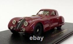 Modèles Brooklin 1/43 Échelle Ar01 1938 Alfa Romeo 8c 2900b Special Tipo LM