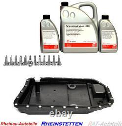 Ölwanne, Automatikgetriebe+7l. Öl Atf II Aut. Getriebe Bmw 1 3 5 6 7 X1 X3 X5 X6 Z4