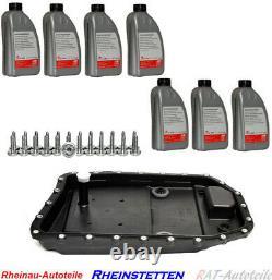 Ölwanne, Automatikgetriebe+7l. Öl Automatikgetriebe Bmw 1 3 5 6 7 X1 X3 X5 X6 Z4