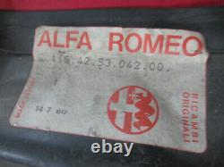Original Alfa Romeo Alfetta Tipo 116 Verschlussblech/copertura À Lamiera