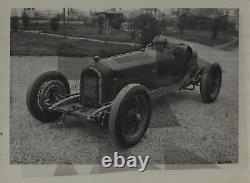 Photo Foto Presse Originale Alfa Romeo Tipo B-p3 1932 Pas De Brochure Prospekt