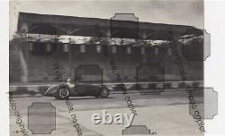 Photo Originale 1938 Gp Tripoli Alfa Romeo Tipo 312 Farina Pas De Brochure
