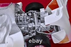 Taille Big Model Factory Hiro 1/12 Alfa Romeo Tipo33 Stradale Du Japon 4928