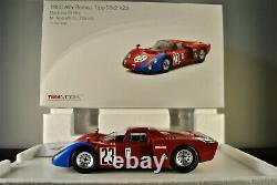Tsm Truescale Miniatures 1/18 1968 Alfa Romeo Tipo 33/2 Daytona 24 Heures Mib
