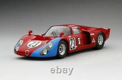 Tsm151805r Alfaromeo Tipo 33/2 No 23 1968 Daytona 24hrs M. Andretti/l. Bianchi