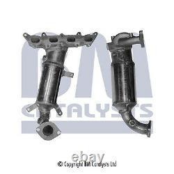 Type De Convertisseur Catalytique Homologué Bm92371h Bm Cats 50511164 51866833 51920427