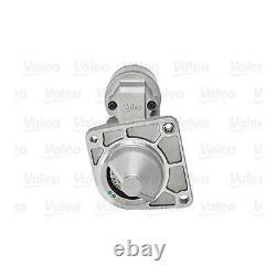 Valeo Starter Motor 438144 Pour Panda Punto Mito Idea 500/595/695 500 Ypsilon Gra